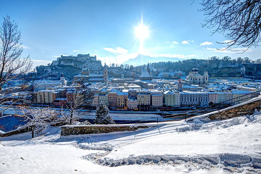 Kulturgenuss in Salzburg